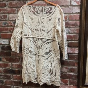 Other - Beautiful coverup dress.